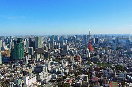 טוקיו. שכירות ממוצעת לשבוע בדירת יוקרה - 2,750 דולר, צילום: נועה קסלר