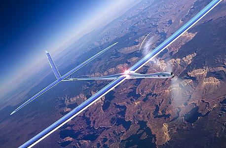 """פייסבוק מזל""""ט מל""""ט Titan Aerospace"""