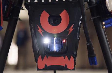 כלב רובוטי, שיניים חשמליות. Cupid, צילום מסך: The Verge