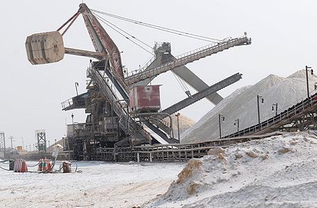 מפעלי ים המלח (ארכיון), צילום: גיא אסיאג