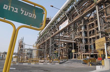 מפעל ברום ים המלח