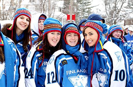 נשים בפינלנד