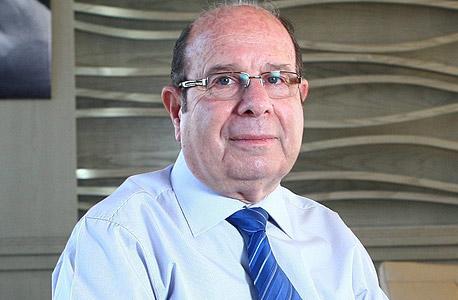 """יו""""ר הדירקטוריון שלמה גרופמן, צילום: אוראל כהן"""