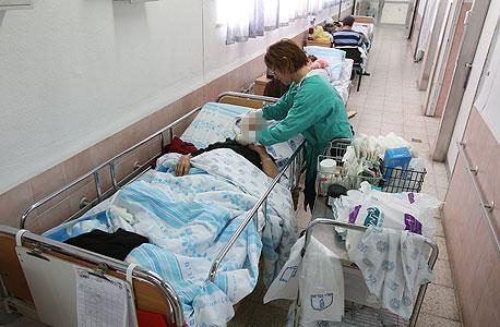 """בית חולים רמב""""ם (ארכיון), צילום: אלעד גרשגורן"""
