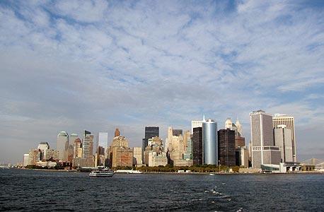 מקום ראשון: ניו יורק. הכי עשירה, הכי משפיעה, צילום: יונתן קסלר