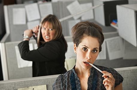 במשרד אל תצפו שאנשים יהיו נחמדים , צילום: שאטרסטוק