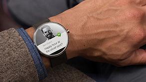 שעון ה-Moto360 של מוטורולה