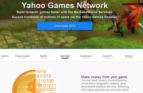 חדש מיאהו: Games Network, פלטפורמה למפתחי משחקים