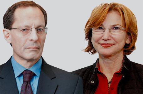 """מימין: יעל גרמן ויוג'ין קנדל. מודלי השר""""פ יוצגו בקרוב בפני הוועדה"""