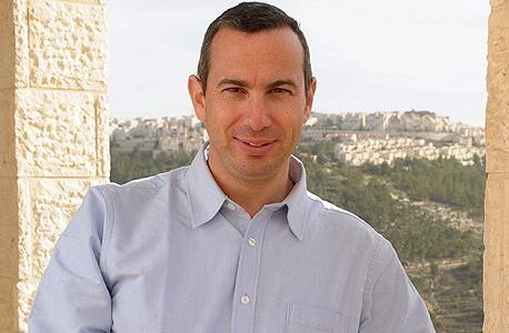 צבי שרייבר, מייסד החברה, צילום: גיא אסייאג