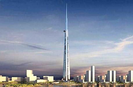 בחודש הבא: תחילת העבודות על המגדל הגבוה בעולם בסעודיה