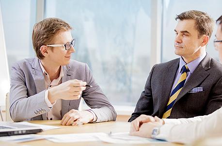 כשניגשים למשא ומתן עם המעסיק חשוב להגיע עם כמה שיותר ידע מראש