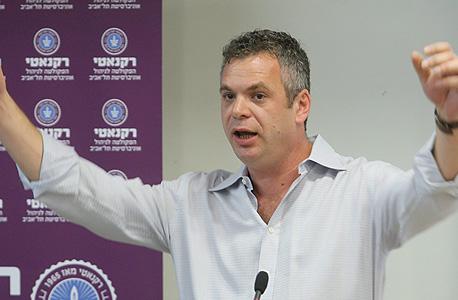 """מייסד ומנכ""""ל וויקס אבישי אברהמי"""