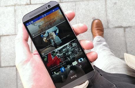 ה-One M8 של HTC
