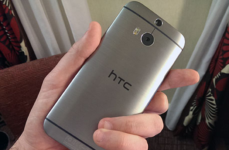 HTC One M8. המכשירים האחרונים בסדרה זכו בלא מעט פרסים, צילום: ניצן סדן