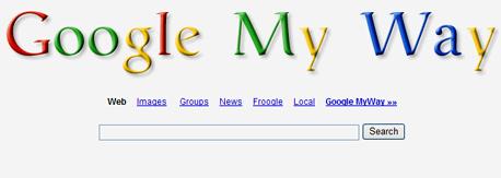 גוגל משלכם