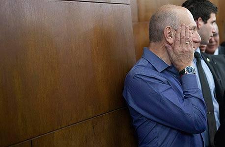 אהוד אולמרט, צילום: תומר אפלבאום
