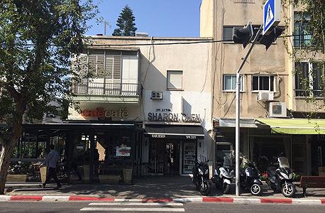 הבניין ביהודה מכבי בתל אביב