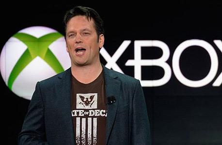 ראש חטיבת Xbox פיל ספנסר. הבלעדיות כבר פחות קריטית
