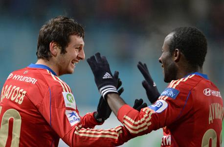 הכדורגלנים הרוסים רוצים להגביל את מספר הזרים בליגה