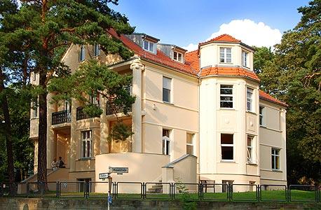 נכס של ברגרואין בגרמניה: וילה בברלין