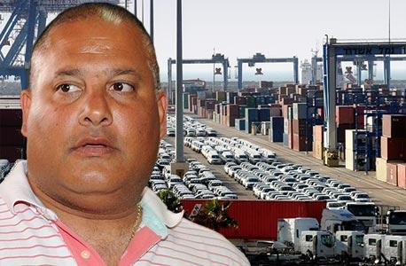 נמל אשדוד: המשטרה תבקש להאריך מעצרו של אלון חסן ב-9 ימים