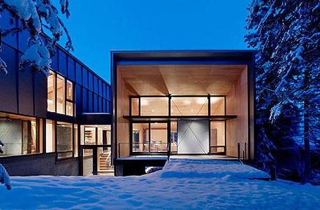 בתים אדריכלות הבתים הזוכים בתחרות האדריכלות בארצות הברית 2014