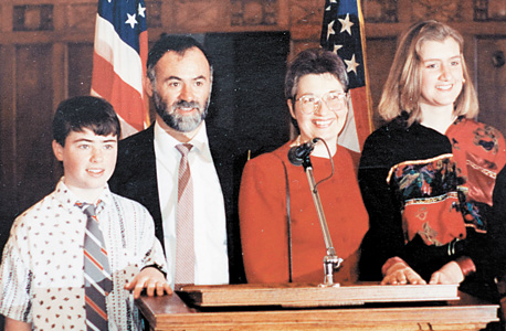 1992. אחרי שמונה שנות המתנה לגרין קארד - מקבלים אזרחות!