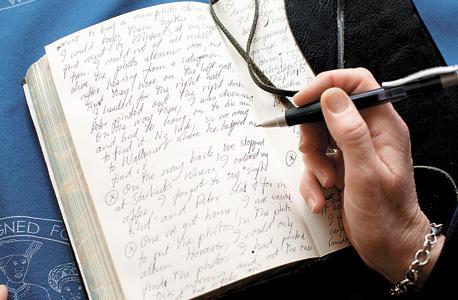 2011. יומן הדמנציה מתחיל להיכתב