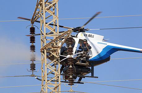 חברת החשמל. הבונוסים פחות רלונטיים, צילום: יוסי וייס, חברת החשמל