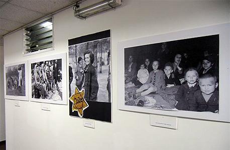 יום השואה שואה עיריית תל אביב, צילום: רחל אטלס