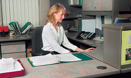 מזכירה, עבודות משרדיות