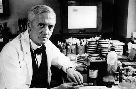 מגלה הפניצילין, אלכסנדר פלמינג. פורץ דרך בתחום הרפואה