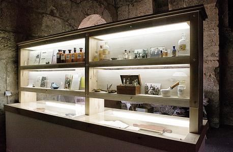 פנאי מוזיאון מגדל דוד, צילום: דוד וינוקור