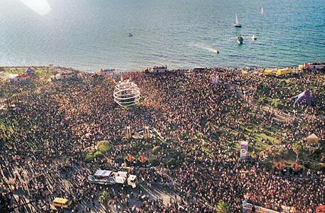 מצעד האהבה בתל אביב 2,000, צילום: ארז חרודי