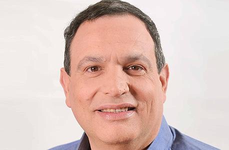 יצחק בלומנטל, מנהל חברת נמל אשדוד, צילום: אבי רוקח