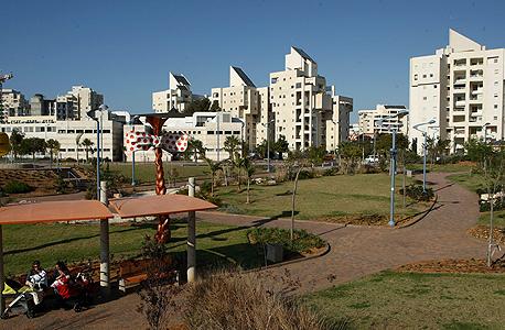 Holon in central Israel. Photo: Amit Sha'al