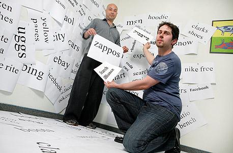 אלון שפר (מימין) וניר כהן. מתכננים הנפקה ב־2015