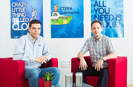CTERA חתמה על עסקה עם בנק אירופי במיליוני דולרים