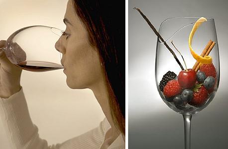 כוס היין של סיראנו דה ברז'ראק