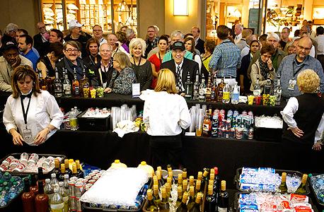 וורן באפט כנס משקיעים, צילום: רויטרס