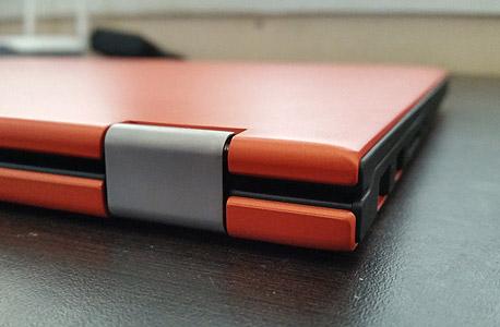 לנובו יוגה 2 לפטופ, צילום: ניצן סדן