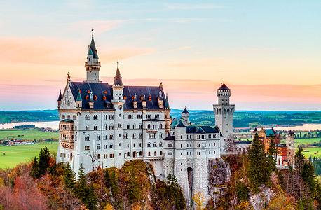 אם תרצו, זו אגדה: מקומות מלאי קסם ברחבי העולם