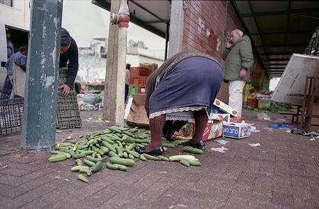 עוני בישראל (ארכיון)