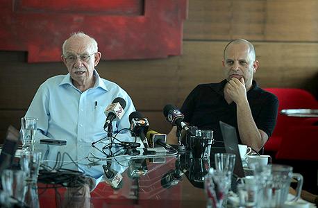 הדסה אביגדור קפלן ו אמיר בר טוב ו ברברה גולדסטין, צילום: עמית שעל