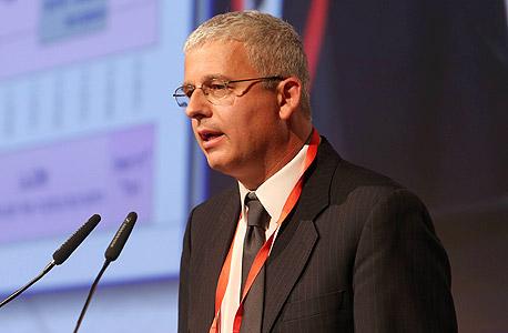 הוועידה לעסקים קטנים ובינוניים אנדרו אביר בנק ישראל, צילום: נמרוד גליקמן