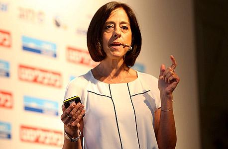 הוועידה לעסקים קטנים ובינוניים תמר יסעור בנק לאומי, צילום: נמרוד גליקמן