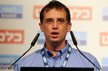 הוועידה לעסקים קטנים ובינוניים רן גוראון בזק, צילום: נמרוד גליקמן