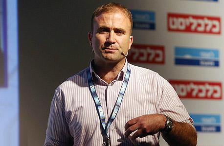 הוועידה לעסקים קטנים ובינוניים איתמר הראל בזק, צילום: נמרוד גליקמן
