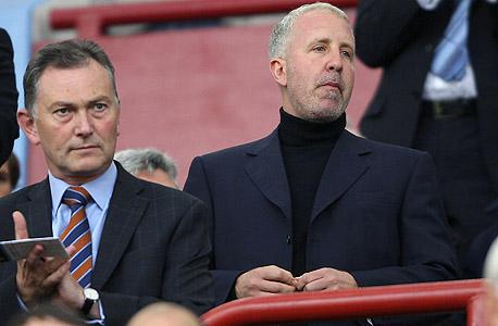 """אסטון וילה מוצעת למכירה; המחיר: לא פחות מ-200 מיליון ליש""""ט"""